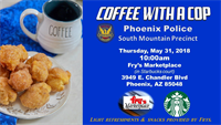 Ahwatukee Crime Watch Coffee With A Cop
